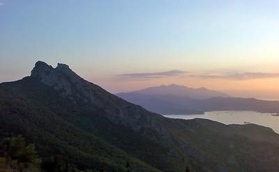 Il Volterraio, Elba island, Italy