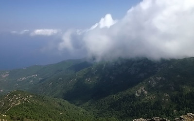 Monte Capanne, Elba island, Italy