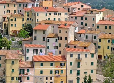 Rio nell'Elba, Elba island, Italy