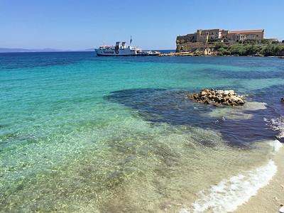 Pianosa island, Italy
