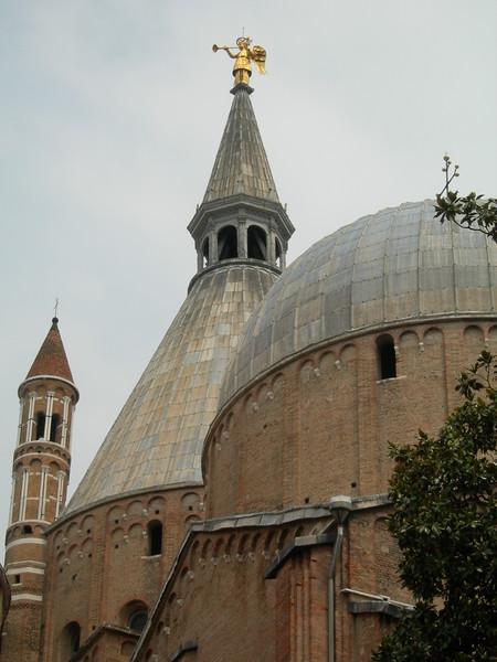 """La Basilica di Sant'Antonio, detta """"Il Santo"""".<br /> <br /> Saint Anthony's Basilica, called """"Il Santo"""" (The Saint)"""