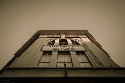 The historic Borsalino factory. http://www.borsalino.com/eng/storia.jsp
