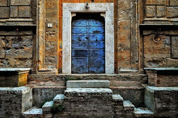 """""""Palazzo Piccolomini di Pienza"""" - Pienza, Italia"""