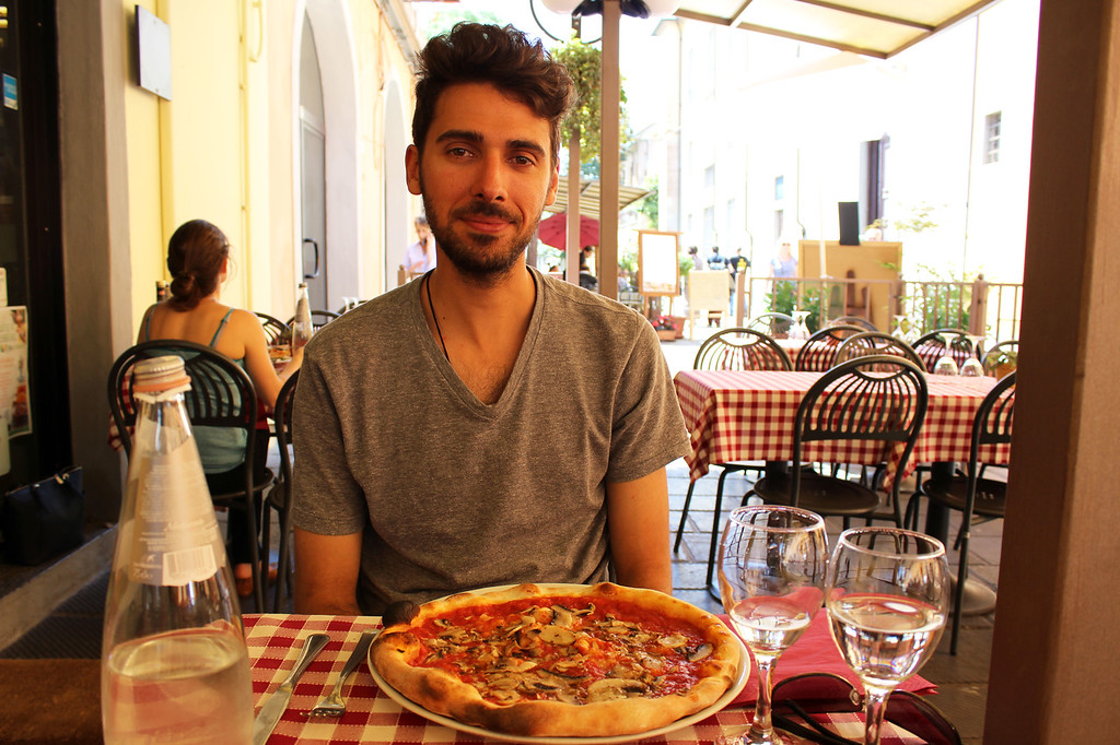 Ristorante Pizzeria Duomo in Pisa Italy
