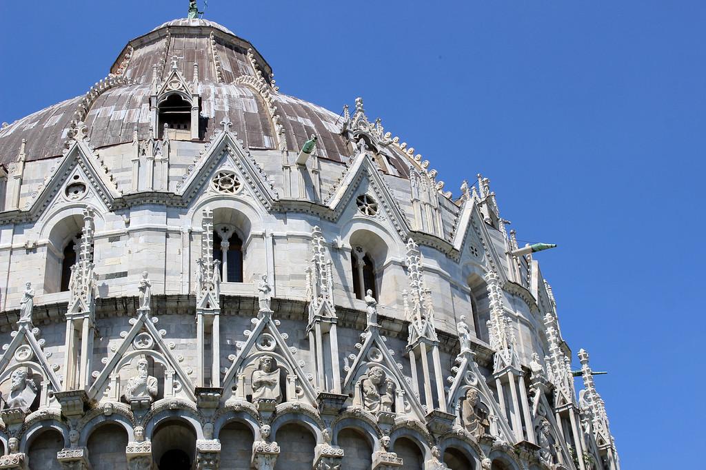 Pisa Baptistery (Battistero di San Giovanni)