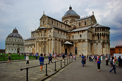 Pisa_Cathedral+Baptistry+MA_D3S0277