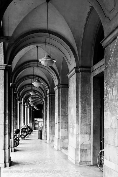 Arcade, Pisa