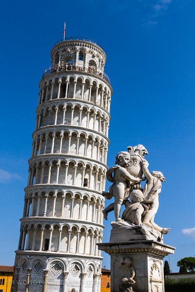 The Leaning Tower, Pisa