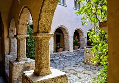 """Convento San Giacomo"" - Poggio Bustone - Italia"