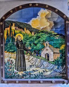 """Convento San Giacomo"" - Poggio Bustone, Italia"