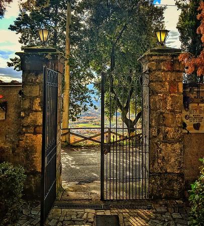 """""""Mima's Vista"""" - Giardini di Marzo - Poggio Bustone, Italia"""