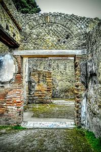 """""""Door to the Past"""" - Herculaneum"""