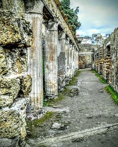 """""""Once a Glorious Passageway"""" - Herculaneum"""