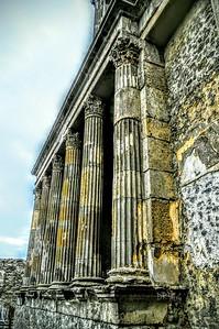 """""""Justice Edifice"""" - Pompeii"""
