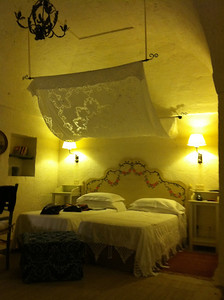 Our room was lovely!