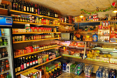 general food store in Monopoli