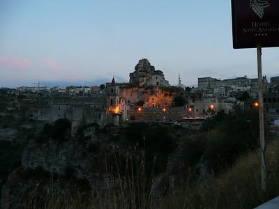 Santa Marie d'Idris & Chiesa di San Pietro Caveoso in Matera
