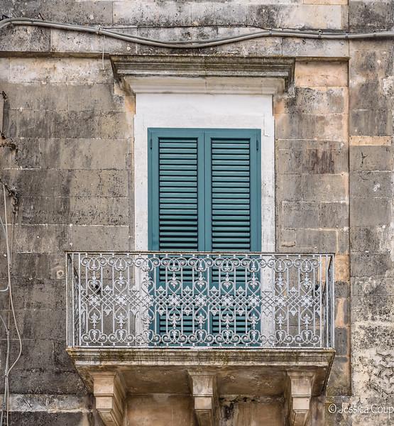 Silver Balcony