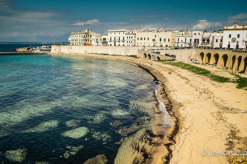 Gallipoli Coastline