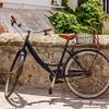Bike on the Sea Wall