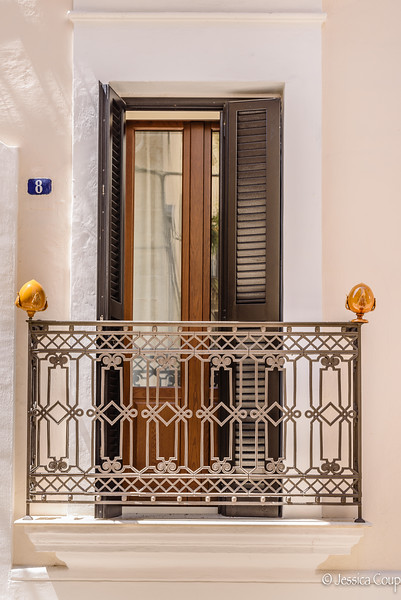Good Luck Balcony