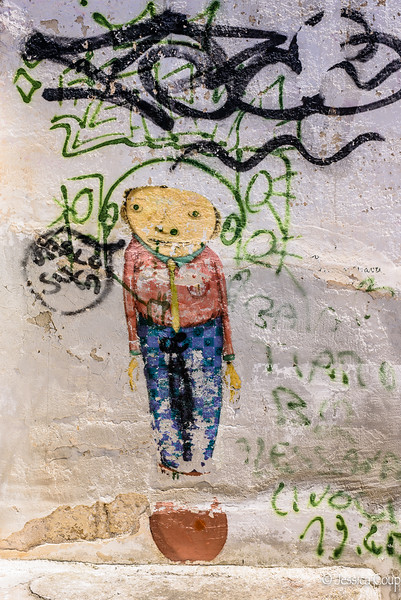 Layers of Graffiti