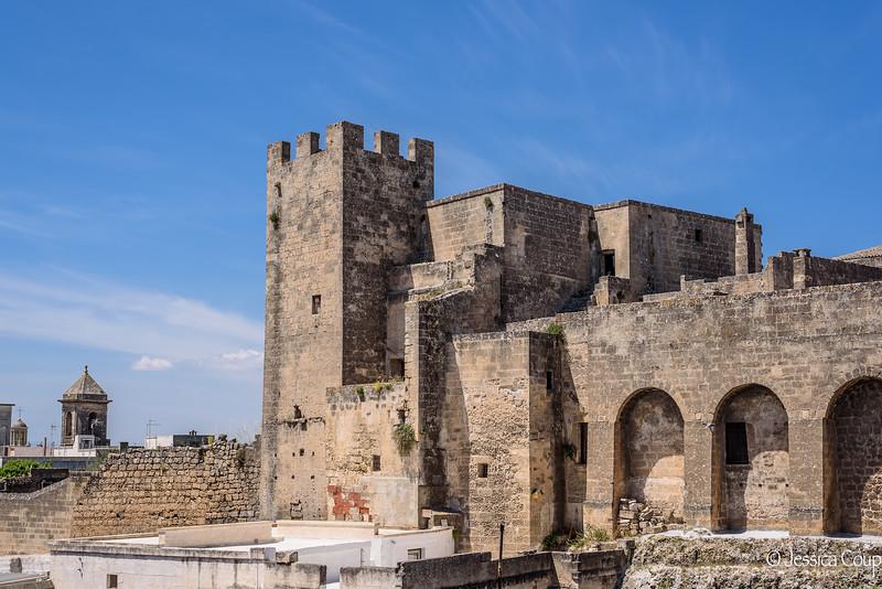 Grottaglie Castle