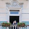 Balcony Watching in Martina Franca