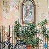 Saint and a Bike