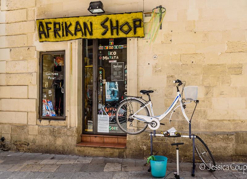 Afrikan Shop