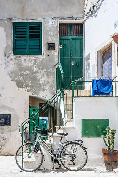 Bike Stand