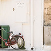 Bike in Front of the Shutters