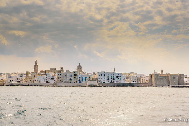 Monopoli from the Sea