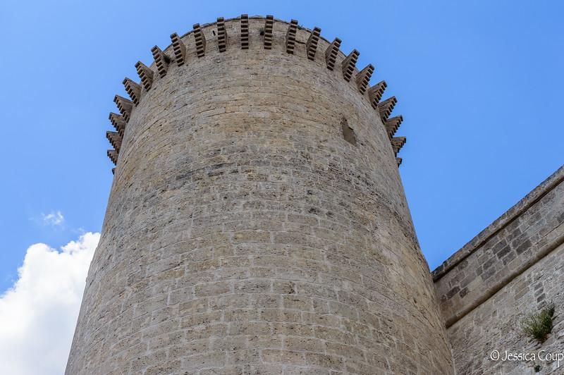 Castle of Oria