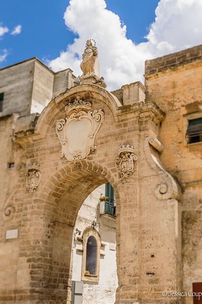 Entrance into Old Town