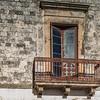 Rusted Balcony
