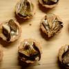 Tartellette Con Funghi Cardoncelli e Burrata di Andria
