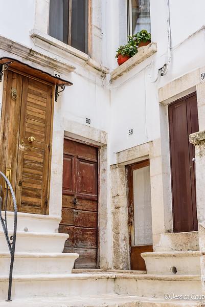 Doors in the Corner