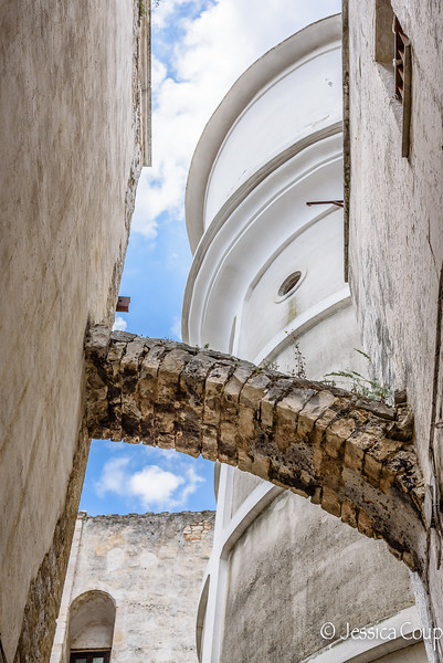 Arch by the Tower
