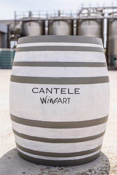 Cantele Wine Art