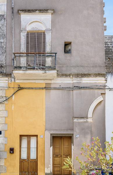 Three Doorways