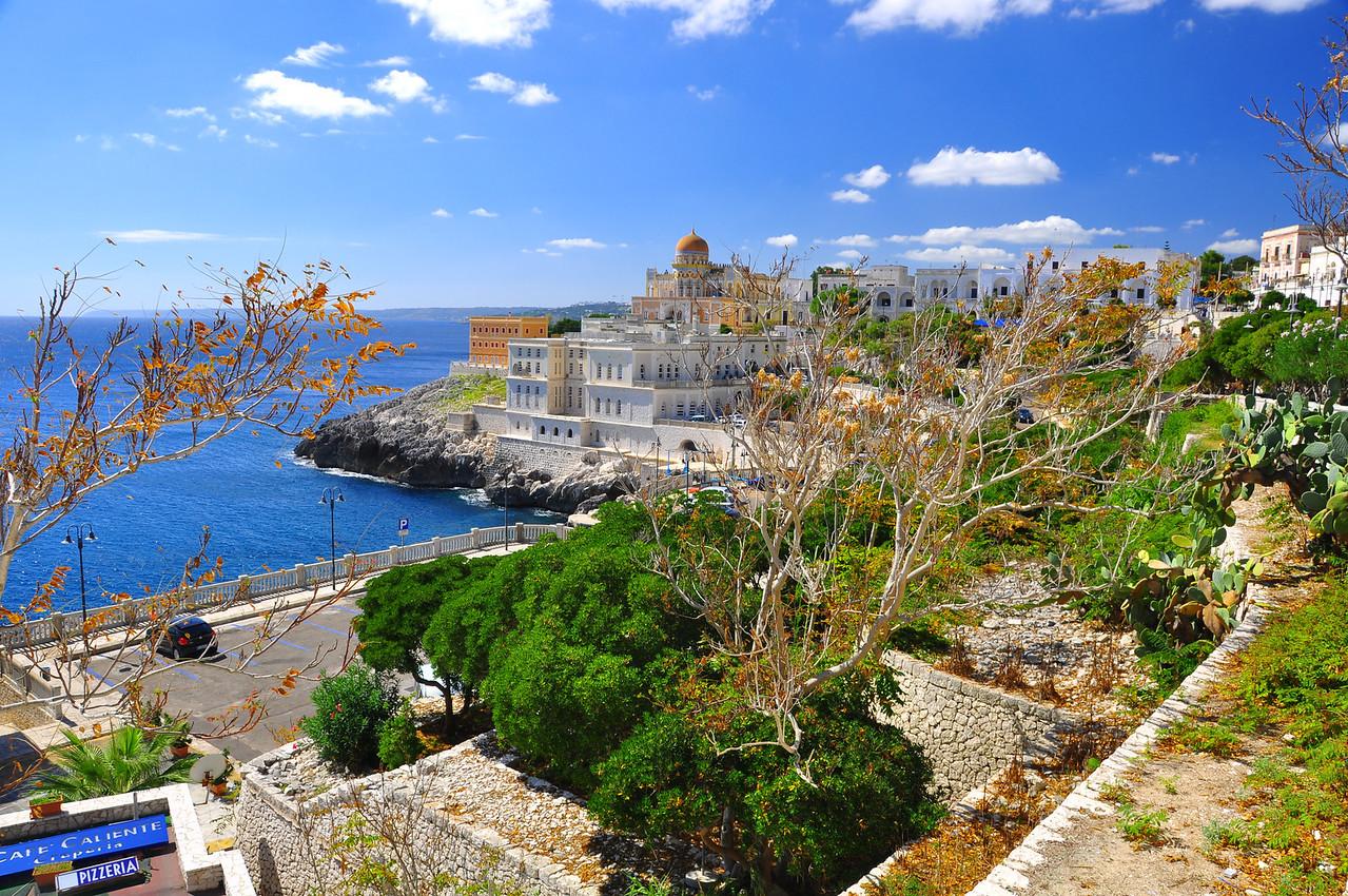 Beautiful Santa Cesarea Terme