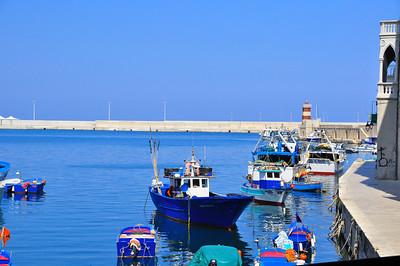 harbor of Monopoli