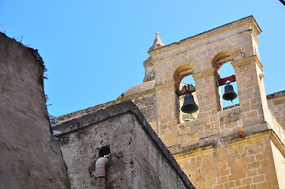 Monopoli church tower bells