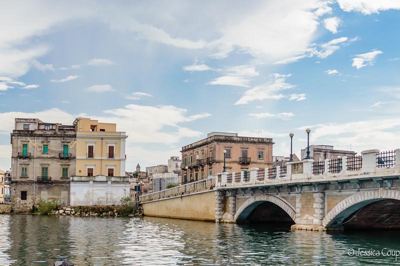 Taranto Old Town