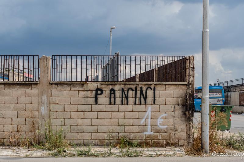 Panini Advertisement