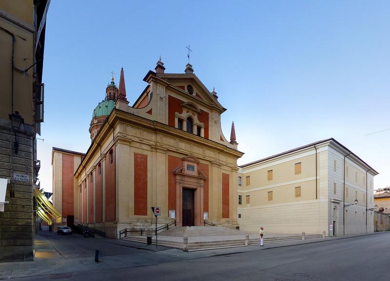 Chiesa di San Pietro, Reggio Emilia