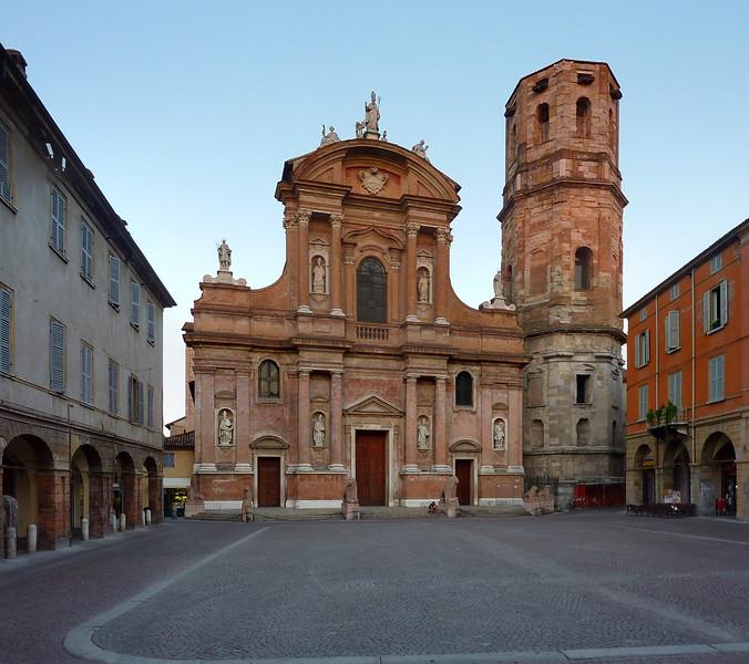 Reggio Emilia, basilica di San Prospero