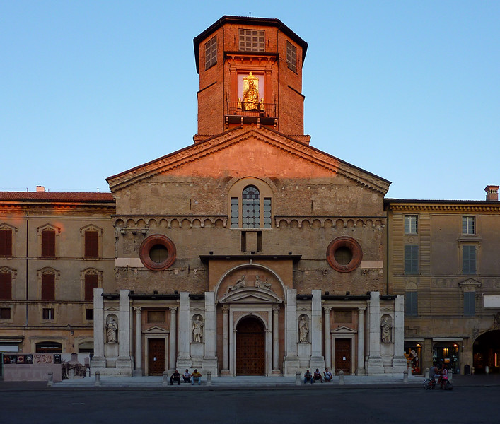 Duomo di Reggio Emilia, Cattedrale di Santa Maria Assunta