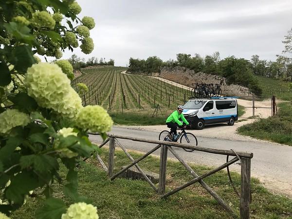 Ride Across Italy 04/29/18